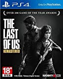 The Last Of Us Remastered [PlayStation 4] Chinese + English Version