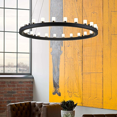 Large Living Room Pendant Light in US - 8