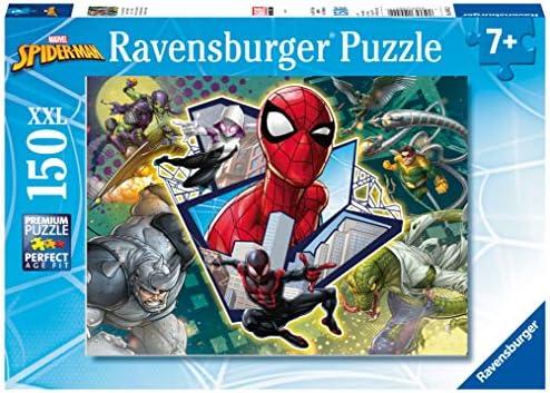 Ravensburger-Puzzle 100 Piezas, Spiderman, (10728): Amazon.es: Juguetes y juegos