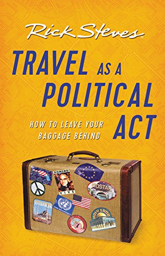 Travel as a Political Act (Rick Steves) cover