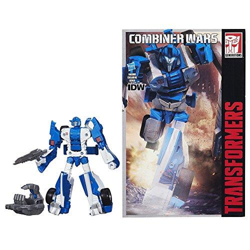 Transformers Generations Combiner Wars Deluxe Class Mirage Figure