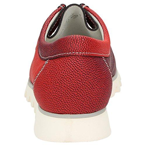 Sioux Herren Grash-h172-21 Sneaker Rot