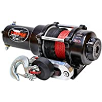 XTREME Winch 3500LB ATV Winch With Model Specifc Mount Fits 2015-2018 HONDA PIONEER 500
