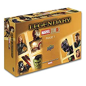 Legendary: A Marvel Deck Building Game: MCU 10th Anniversary