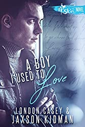 A Boy I Used to Love (A St. Skin Novel): a bad boy new adult romance novel