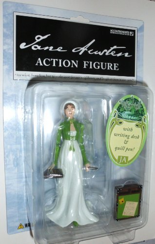 Jane Austen Action Figure by Accoutrements