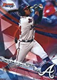#5: 2017 Bowman's Best Top Prospects #TP-10 Ronald Acuna Atlanta Braves Baseball Card