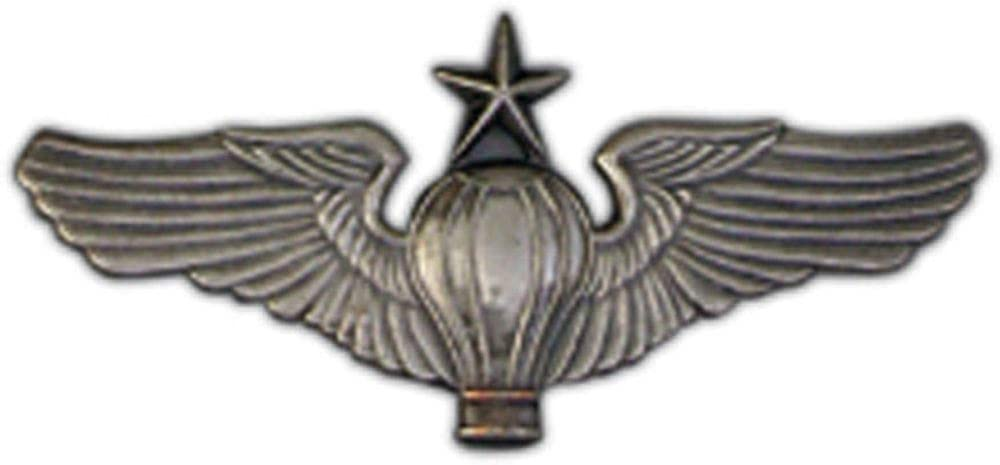 United States Air Force USAF Bombardier Wings 3 Large Lapel Pin
