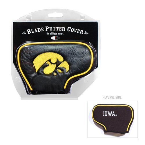 Iowa Hawkeyes Ncaa Putter Cover - Blade (Golf University Putter Cover)