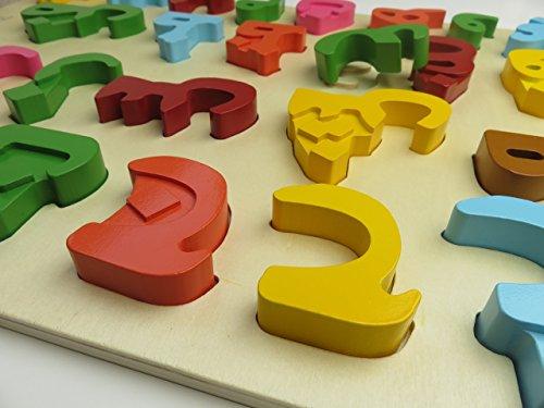 ThinkerNation Arabic Alphabet Puzzle