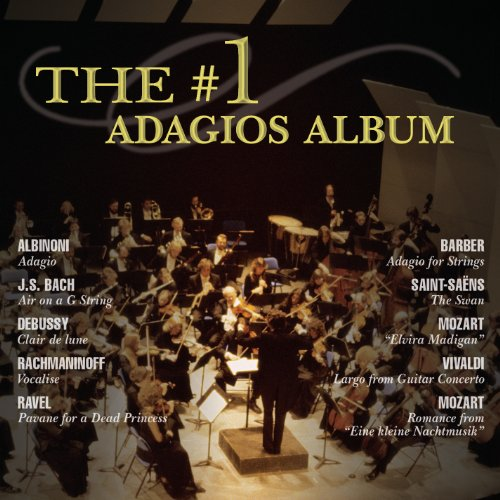 The # 1 Adagios Album