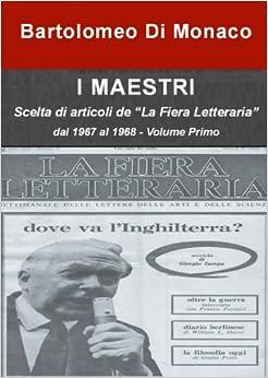 Book I Maestri - Scelta Di Articoli De