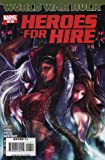 img - for Heroes For Hire (Vol. 2) (2006) #13 book / textbook / text book