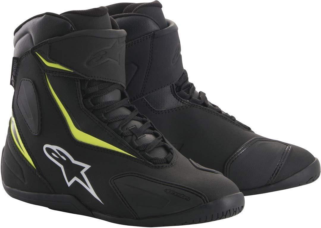 Alpinestars Fastback 2 Drystar® Motorcycle Shoes Waterproof Black 10 1691510406