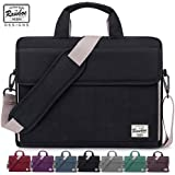 Laptop Bag 13-13.3 inch Rawboe Oxford Fabric Portable Laptop Sleeve Case Messenger Bag For Men / Women For Apple MacBook Air /Surface Pro 4 /Notebook with Shoulder Strap And Multiple Pockets - Black
