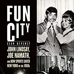 Fun City Audiobook