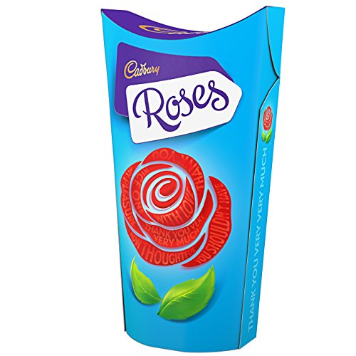 Cadbury Roses Carton 321g
