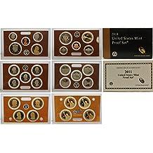 2011 S US Mint Proof Set OGP