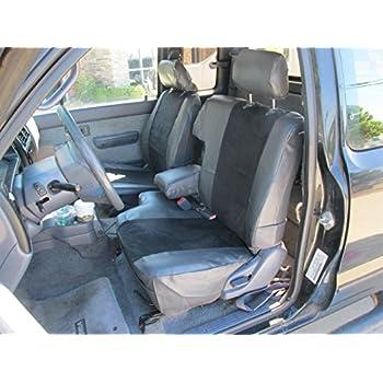 Fabulous Amazon Com Durafit Seat Covers T772 C1 C3 Toyota Tacoma 60 Inzonedesignstudio Interior Chair Design Inzonedesignstudiocom