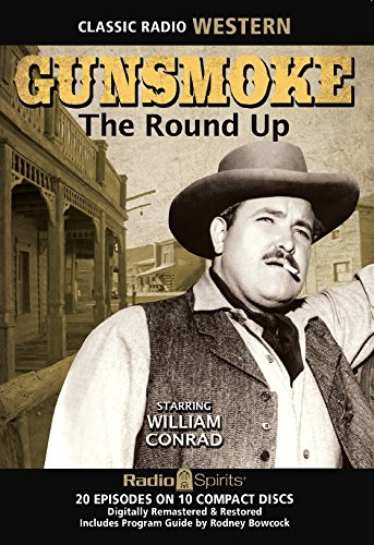 Download Gunsmoke The Round Up (Old Time Radio) pdf epub