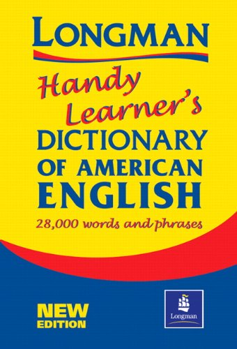 Longman Handy Learner's Dictionary of American English, Flexicover (Lhld)