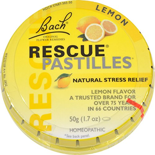 Bach Rescue Remedy Pstlls Lmn, 12 pack by Bach
