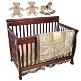 F.A.O Schwarz 7 Piece Manhattan Crib Set