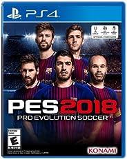 Pro Evolution Soccer 2018 - Standard Edition - PlayStation 4
