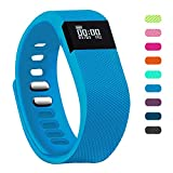 Fitness Tracker - Teslasz Bluetooth 4.0 Sleep Monitor Calorie Counter Pedometer Sport Activity Tracker for Android and IOS Smart Phone(Blue)