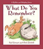 What Do You Remember?, Paul Stewart, 1842702297