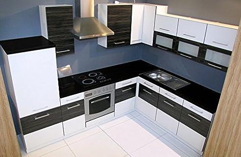 winkelküche jessy 270 x 220cm küchenzeile küchenblock variabel
