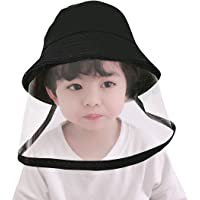 Jastore Kids Face Mask Cover Hat Sun Visor Hat Full-Face Protective Cap Anti UV Sun Hat