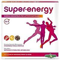 Erba Vita Integratore Alimentare Super Energy - 10 Flaconi x 12 ml