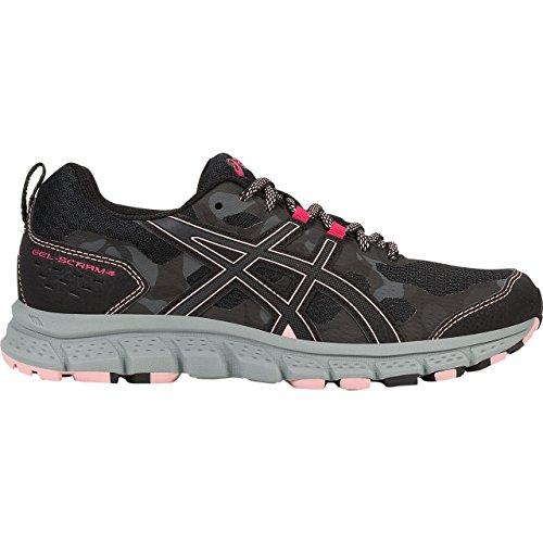 Pictures of ASICS Women's Gel-Scram 4 Running Shoe 1012A039 black 1