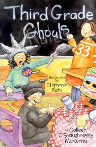 Third Grade Ghouls! -