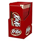huge chocolate - KIT KAT Candy Bar, Milk Chocolate Covered Crisp Wafers, Extra Large (4.5 Ounce) Bar (Pack of 12)