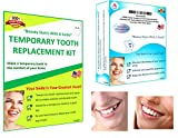 IVORIE Home Temporary Tooth Replacement Kit