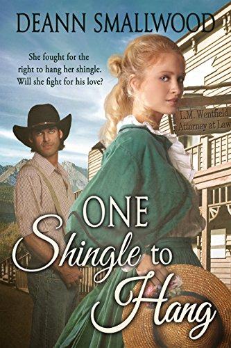 One Shingle Hang Western Romance ebook product image
