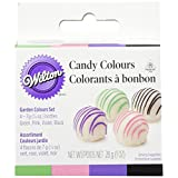 Wilton Colour Kit 1-Ounce Candy 4 Colour, Garden