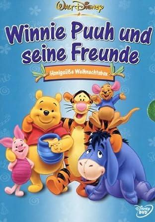 Winnie Puuh und seine Freunde - Honigsüße Weihnachtsbox 3 DVDs ...