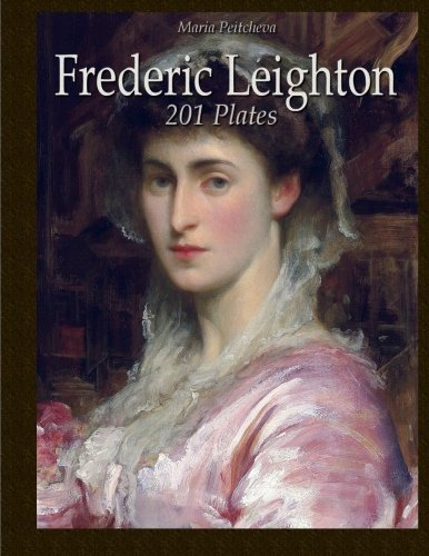 Read Online Frederic Leighton: 201 Plates (Colour Plates) ebook