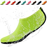 Home Slipper Plus Size Skin Shoes Men's Barefoot Water Shoes Aqua Socks for Summer Surf Beach Yoga Sports and Outdoors