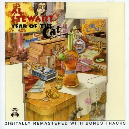 CD : Al Stewart - Year of the Cat (CD)