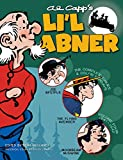img - for Li'l Abner: The Complete Dailies and Color Sundays, Vol. 4: 1941-1942 book / textbook / text book