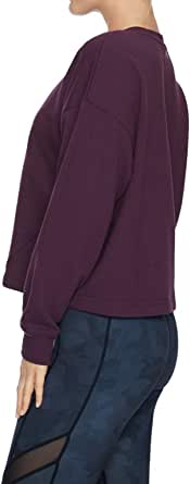 Rockwear Activewear Women's Very Berry Lace Up Crew from Size 4-18 Hoodies & Sweats for Tops