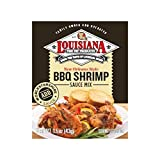 Louisiana Fish Fry BBQ Shrimp Sauce Mix, 1.5-Ounce (Pack of 12)