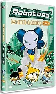 Robotboy - Vol. 3 - Les ennemis de Robotboy [Francia] [DVD]