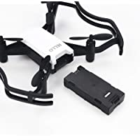 HAOXIN FPV RC Mini Drone Quadcopter with 720P HD Camera Live Video for Kids & bigginers (F21G Battery)