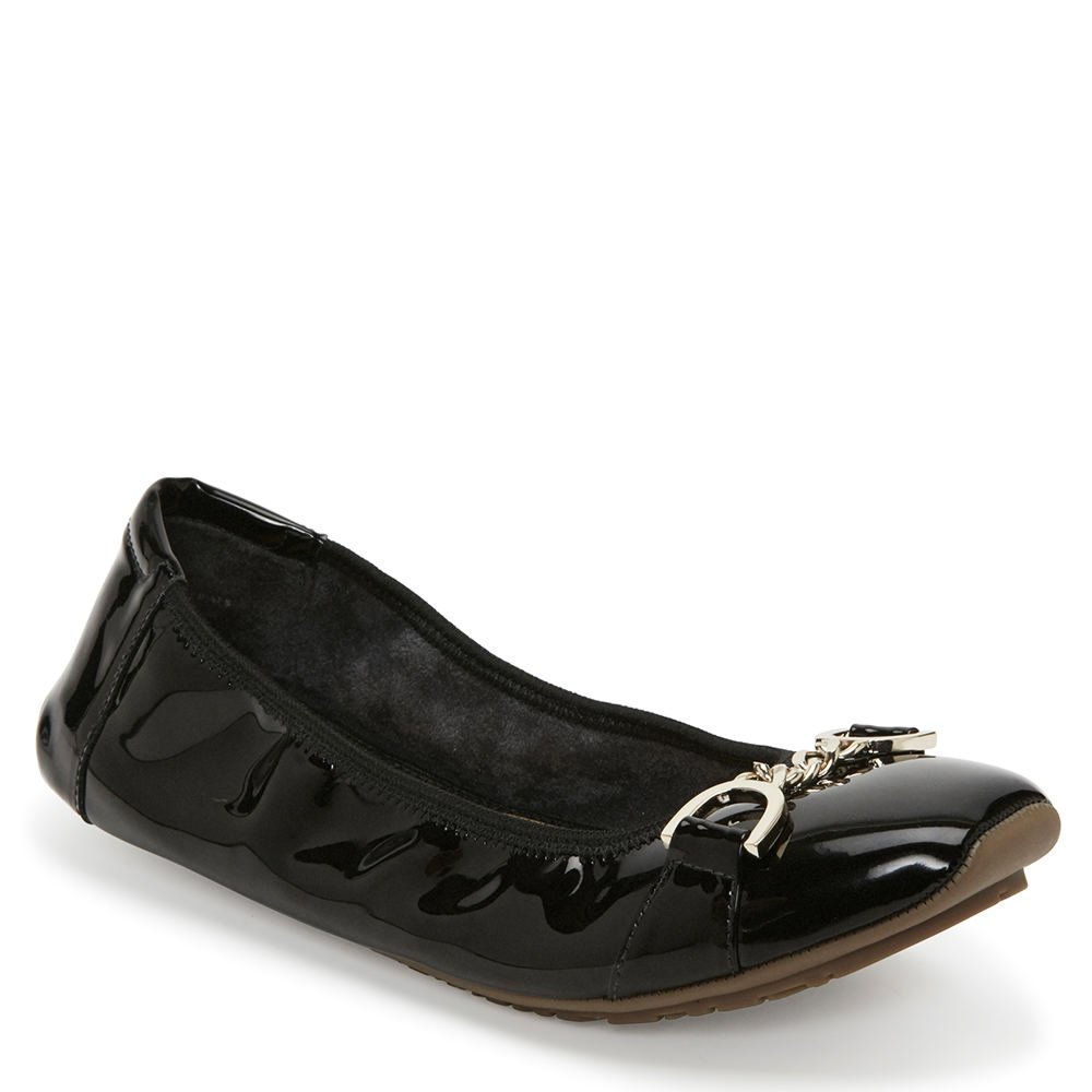 Me Too Womens Brielle2 Square Toe Ballet Flats