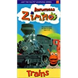Just the Facts: Adventures of Zimmo - Trains